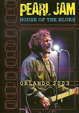 PEARL JAM House Of The Blues Live Orlando 2005 DVD Grunge SOUNDGARDEN Skin Yard