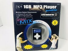 🔥 Spi 1Gb Mp3 Player Inter Mix Dance 250 Songs • Retail $49.99