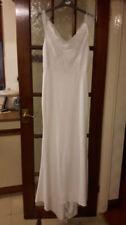 Unbranded Synthetic Sleeveless Wedding Dresses