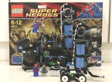 Lego Super Heroes 6873 Spiderman Dock Ock Ambush