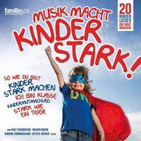 MUSIK MACHT KINDER STARK VOL.1  CD NEU