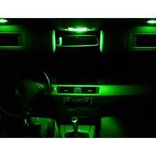 SMD LED Innenraumbeleuchtung VW Polo 6N grün Innenlicht Innenbeleuchtung Set
