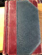 WW2 Antique Ledger 1940s-50s Accounts Cash Book Hand Written Harrogate Company