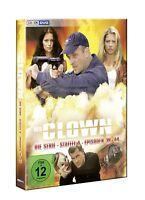 DER CLOWN (DIE SERIE STAFFEL 4) 2 DVD BOX TV SERIE NEU