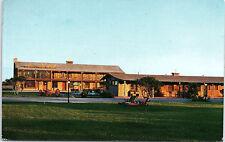Corpus Christi, Texas, Motel Sea Ranch - Postcard (B)