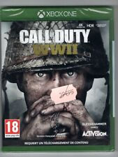 Call of Duty WWII Xbox One NEUF VF INTEGRALE