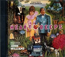 "John Williams ""HEARTBEEPS"" score Varese Club 3000 Limited CD SEALED sold out"