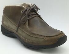 Timberland Mens FRNTCO SW MTC DST Brown Leather Boots UK 9.5 *