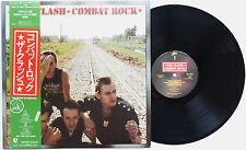 Clash - Combat Rock LP JAPAN PRESS 25·3P-353 Strummer Jones Simonon Headon Punk