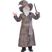 Costumi e travestimenti vestito grigio Amscan per carnevale e teatro per bambini e ragazzi