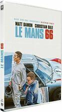 LE MANS 66 : Matt Damon - Christian Bale - DVD NEUF SOUS BLISTER