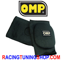 omp coppia gomitiere kart  padded elbow pads karting