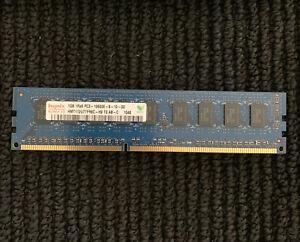 (1) Hynix 1GB HMT112U7TFR8C-H9 TO AB-C 1G 1RX8 PC3-10600E-9-10-D0 Memory (6 Qty)