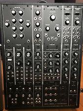 Moog Model 15 Analog Modular Synthesizer-Mint Condition!