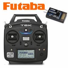Futaba T6K V2.0 8-Kanal Fernsteuerung 2.4GHz T-FHSS +R3006SB