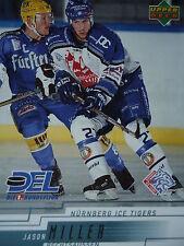192 Jason Miller Nürnberg Ice Tigers DEL 2000-01