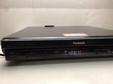 Panasonic Sa-Pt753 5-Disc Cd/Dvd Player 5.1 Home Theater Receiver Good Condition