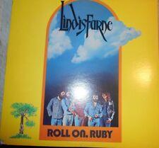 LINDISFARNE    ROLL ON. RUBY      LP    504
