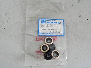 5 St. Original Subaru WASHER,ROCKER COVER Unterlegscheiben 13271AA001