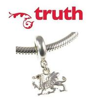 Genuine TRUTH PK 925 sterling silver GRIFFIN charm bead, Fantasy, Dragons