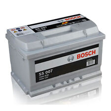 Bosch S5007 Car Battery 100 Type 74ah 750cca