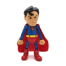 Herocross Justice League Superman Mini Hybrid Metal Figure NEW Diecast