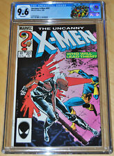 Uncanny X-Men #201 CGC 9.6 (1st Cable as baby Nathan; Storm becomes team leader)