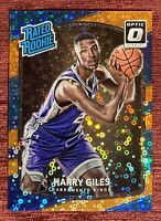 2017-18 Donruss Optic HARRY GILES #/193 Rookie Fastbreak Orange Holo #181 RC🔥