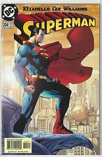 SUPERMAN #204-215 Brian Azzarello Jim Lee SIGNED COMPLETE (8.5) SET