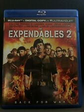 The Expendables 2 Blu-ray Used
