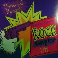 Various Rock(CD Single)Winter / Spring Rock Sampler 1999-Universal-US-