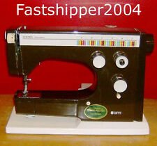 Husqvarna Viking 6000 2000 Series How To Sew Manual Sewing Machine Manual ON CD