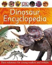 Dinosaur Encyclopedia by Dorling Kindersley, Caroline Bingham Hardcover Book