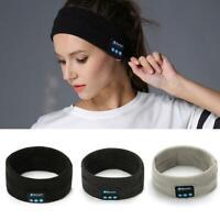 Drahtlose Bluetooth-Sport-Stereo-Stirnband-Kopfhörer Führen Sie Music Headse
