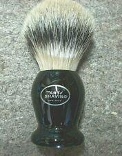 100% Fine Badger Hair Shaving Brush in Gift Box; mS