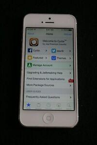 iPhone 5 Verizon A1429 JailBroken comes with TetherMe Hotspot 10.3.4
