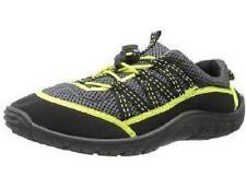 NEW MEN'S Youth NORTHSIDE Brille Ii Black Mesh Contrast  Water Aqua Shoes SZ 9