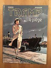 Tramp : Le Piège - Edition Originale - NEUF