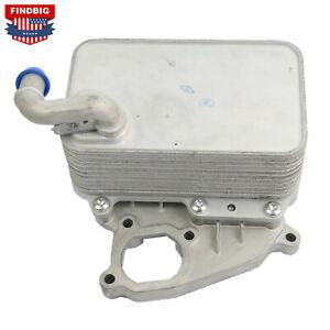 Engine Oil Cooler Assembly for Audi A4 A5 A6 Q5 Q7 VW Touareg 3.0L 059117021R