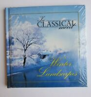 In Classical Mood Winter Landscapes NEW SEALED CD and Hardcover Listeners Guide