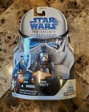 Jango Fett BD No.51 BD51 2009 STAR WARS Legacy Collection MOC