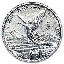 2002 Mexico 1/20 oz Silver Libertad BU - SKU #83259