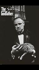 The Godfather Black& White Cat Maxi Poster 61cm x 91.5cm NEW LICENSED Free P+P