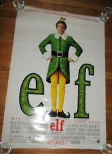 ELF Backlit 27 x 40 US Movie Poster N.Mint WILL FERRELL