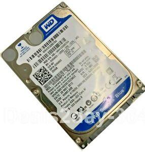 """WD Scorpio WD2500BPVT 250GB 5.4K RPM 3Gb/s 8MB 2.5"""" SATA Laptop HARD DRIVE"""