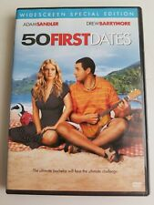 50 First Date (DVD, 2004, Widescreen Special Edition)