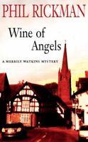 The Wine Of Angels (Merrily Watkins Mysteries),Phil Rickman
