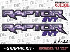 *NEW* 4X4 SPORT OFFROAD DECAL STICKER FITS RAPTOR FX4 F150 F250 F350 RANGER A-22