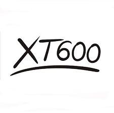 2x Aufkleber Sticker Yamaha XT600 #0417