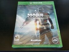 Mass Effect: Andromeda (Deluxe Edition) Microsoft Xbox One Brand new sealed..